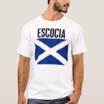 Escocia (Escocia) Playera