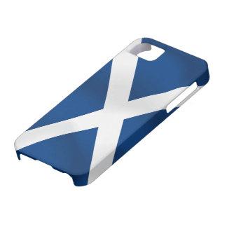 Escocia Funda Para iPhone 5 Barely There