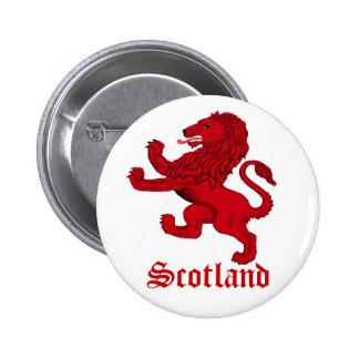 Escocia, león desenfrenado pins