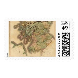 Escocia meridional sellos