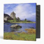 """Escocia, montaña, Wester Ross, Eilean Donan 2 Carpeta 1 1/2"""""""
