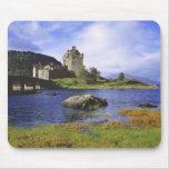 Escocia, montaña, Wester Ross, Eilean Donan 2 Mouse Pad