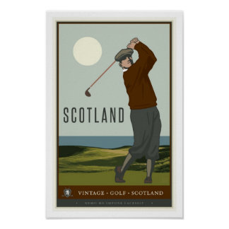 Escocia Poster
