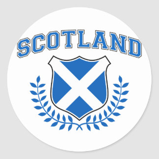 Escocia Etiquetas