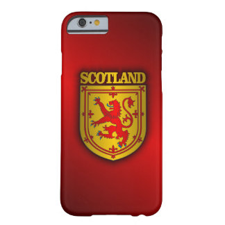 Escocia pocos brazos funda para iPhone 6 barely there