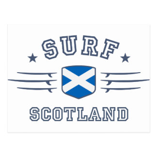 Escocia Postales