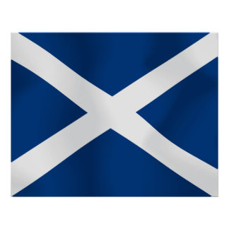 Escocia Póster