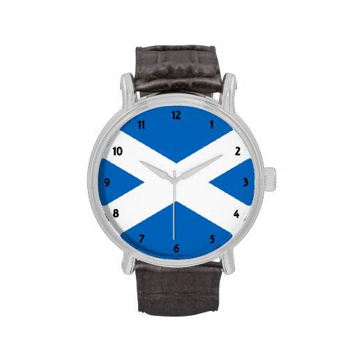 Escocia Relojes De Pulsera