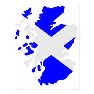 Escocia Tarjeta Postal