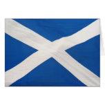 Escocia Tarjetón