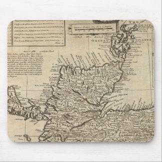 Escocia y Gran Bretaña septentrional Tapetes De Raton