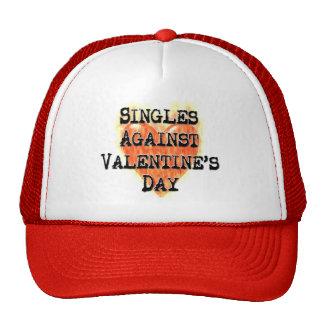 Escoge contra el gorra del el día de San Valentín