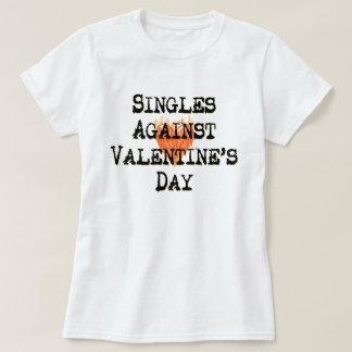 Escoge contra la camiseta del el día de San