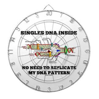 Escoge la DNA dentro de ninguna necesidad de reple Tablero De Dardos