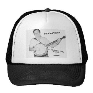 Escogido con el gorra nacional