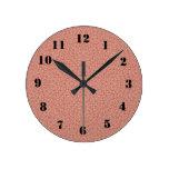 Escoja el modelo abstracto coloreado relojes de pared