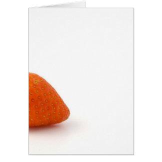 Escoja la hoja septentrional coloreada del roble r tarjeta de felicitación