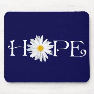 Escoja para poseer el fondo - esperanza Mousepad d Tapetes De Ratones