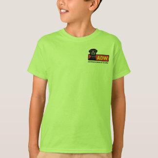 Escoja su PROPIA camiseta básica de los niños del