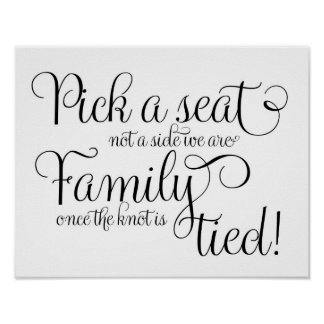 Escoja una tiza del asiento y brille muestra del póster