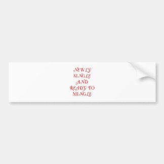 Escoja y aliste nuevamente para mezclar - 3 - rojo etiqueta de parachoque
