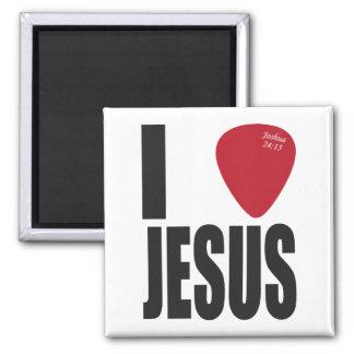 Escojo el imán de Jesús