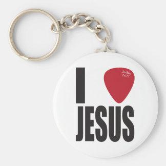 Escojo el llavero básico de Jesús