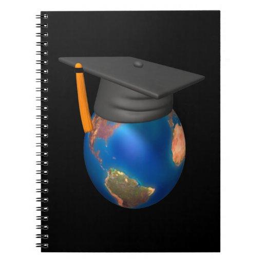 Escolar del mundo cuaderno