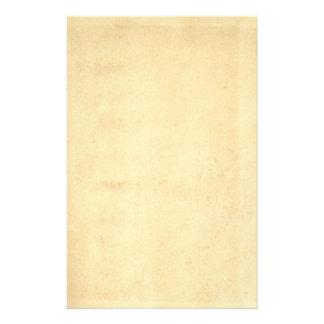 Esconda el papel antiguo amarilleado  papeleria de diseño