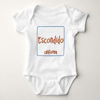 Escondido California BlueBox Baby Bodysuit