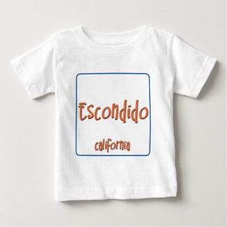 Escondido California BlueBox Baby T-Shirt