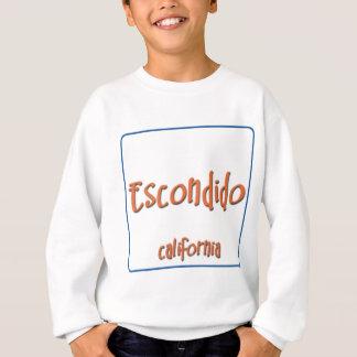 Escondido California BlueBox Sweatshirt