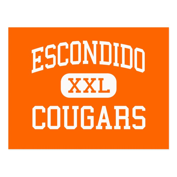 escondido cougars