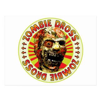 Escoria del zombi postal