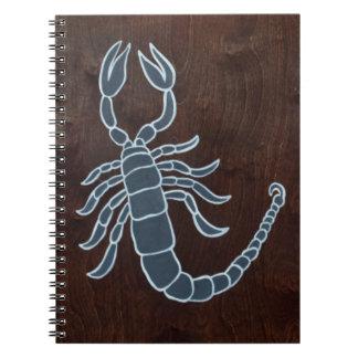 Escorpión 2008 libro de apuntes