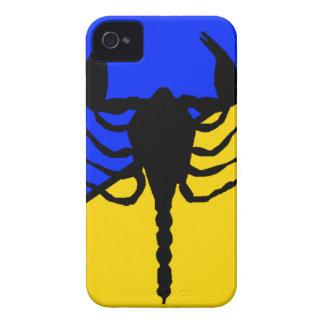 Escorpión Case-Mate iPhone 4 Fundas