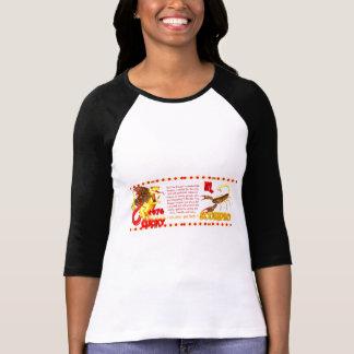 Escorpión del dragón del fuego del zodiaco de camisetas