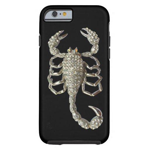escorpión del iPhone 6 Funda Resistente iPhone 6
