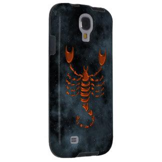Escorpión Funda Galaxy S4