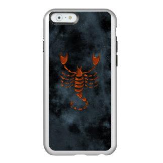 Escorpión Funda Para iPhone 6 Plus Incipio Feather Shine
