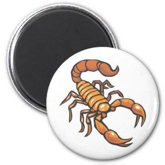 Escorpión Imán Para Frigorifico