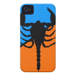 Escorpión iPhone 4 Case-Mate Protectores