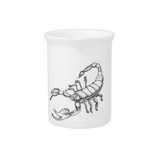 Escorpión Jarras Para Bebida