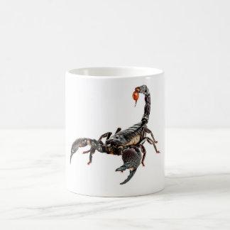 Escorpión Taza