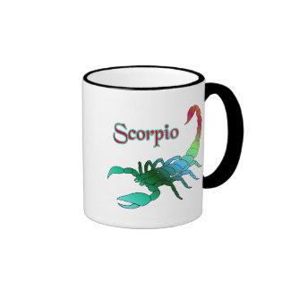 Escorpión Taza De Café