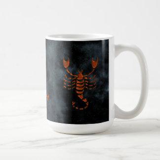 Escorpión Taza Clásica