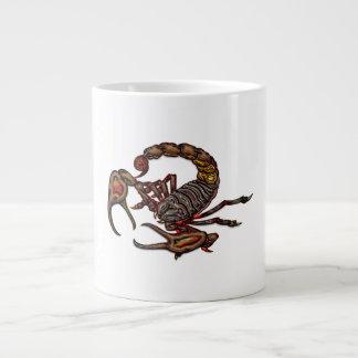 Escorpión Taza Grande