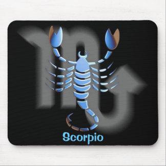 Escorpión - zodiaco Mousepad