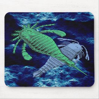 Escorpiones de mar Mousepad