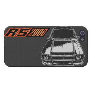 Escort RS2000 MK1 iPhone 5/5S Case